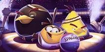 《愤怒的小鸟:季节版》全新NBA主题震撼来袭