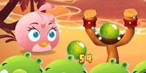 女生游戏《愤怒的小鸟思黛拉泡泡》安卓版问世
