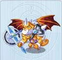 卡布仙踪圆斧银星兽