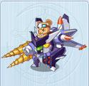 卡布仙踪武装帕丁熊