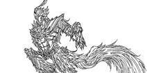 铠甲勇士之英雄传说拿瓦煞形态写实画