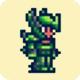 泰拉瑞亚叶绿套装