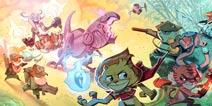 网易塔防手游力作《超能动物联盟》游戏截图曝光
