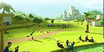 最美游戏《Godus》预计10月上线 扮演上帝改变人生