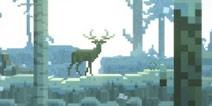 像素文艺冒险游戏《鹿神》9月3日正式上架