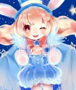 奥比岛星际魔法兔拟人