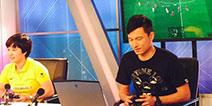 FIFA Online 3携球星郜林登录广东体育《超级游戏》