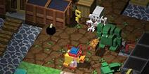 像素迷宫RPG游戏 《方块任务》上架双平台