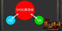 热血传奇手机版5V5战队争霸赛战斗策略篇