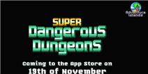 经典重制挑战升级 《超级危险地下城》下周发布