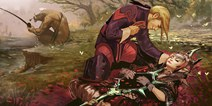 虚荣剑客黑羽故事二:失败的深情之吻