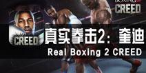 《真实拳击2:奎迪》评测 虽然是站桩,但是打起来很刺激