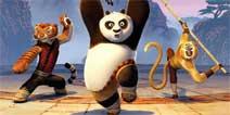 《功夫熊猫》官方手游App Store首秀榜上真功夫