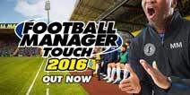 《足球经理触摸版2016》上架双平台:目标是称霸世界足坛!