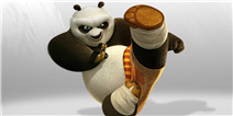 功夫熊猫精英礼包,手游微信限量发!