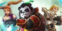 新版明日上线《太极熊猫》四大转生武神抢先看