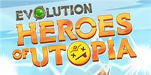 欧美人也是会做放置游戏的 《进化:乌托邦的英雄》上架