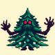 泰拉瑞亚圣诞常青树