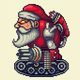 泰拉瑞亚圣诞老人坦克