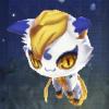 天天酷跑3D白玉灵猫