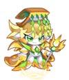 奥拉星超王精灵