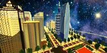 我的世界手机版建筑地图 Eternal caterpillar cityV1.0下载