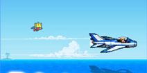 探索未知的世界 像素经营类游戏《空中力量集结》上线安卓平台