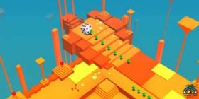 《方块翻滚》曝光:不起眼的立方体也能闯荡出一片天地