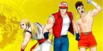 《拳皇98终极之战OL》草�S京NESTS烈焰觉醒