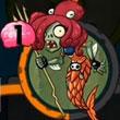 植物大战僵尸英雄投掷八爪鱼 octopult僵尸图鉴
