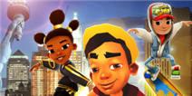《地铁跑酷》马达加斯加新版本震撼上线