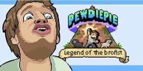 像素动作《PewDiePie:兄弟拳传奇》:知名主播的像素冒险