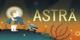 �c女神一起在太空中�w奔《阿斯特拉》安卓版上�