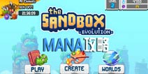 沙盒进化MANA怎么获得