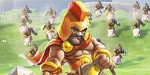 玩家设计部落冲突第四王 野猪骑士王现身