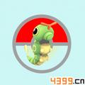 口袋妖怪3DS绿毛虫