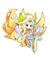 奥拉星小天使王