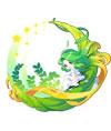 奥比岛木之精灵