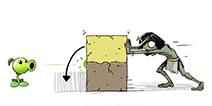 植物大战僵尸2概念图赏析第二弹 原来潘妮以前是这样
