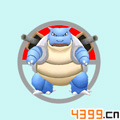 口袋妖怪3DS水箭龟
