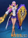 时空召唤战争女神-雅典娜