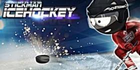 《火柴人冰球》iOS限免:在冰上展开指尖的较量
