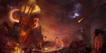 魔幻大作《魔域》手游 海量精美游戏图片曝光