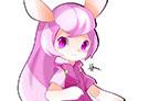 洛克王国板绘田径兔