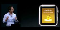 精灵宝可梦GO登录Apple Watch!再也不会错过稀有精灵了
