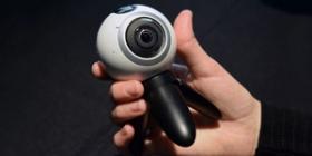 """强化虚拟现实业务!三星将发布""""Gear 360 Pro""""相机"""