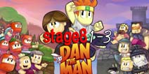 dan the man stage8第1-3攻略 英雄丹游戏攻略