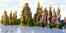 我的世界赛拉肯存档下载 PC版冒险CTM存档下载