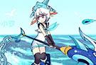 洛克王国游浪·海豚