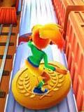 地铁跑酷金牌滑板